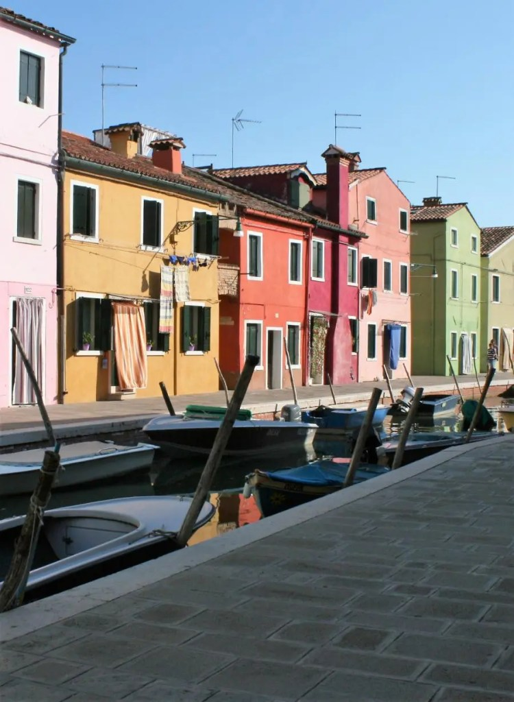 Bezoek de eilanden van Venetië en ontvlucht de drukte