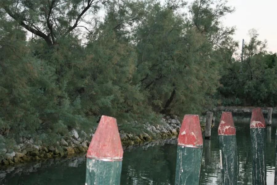 Bezoeken de eilanden van Venetië