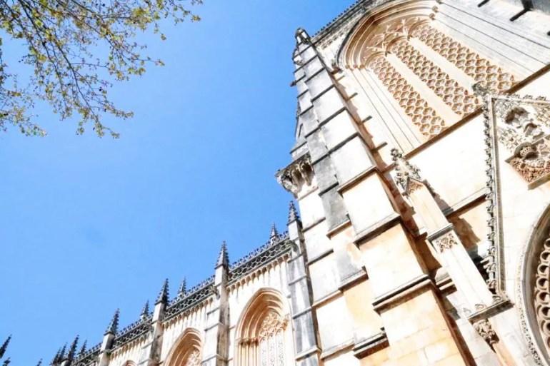 Mosteiro da Batalha in Portugal