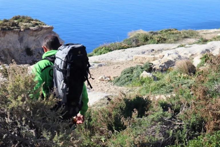 Op avontuur met MC Adventure in Malta