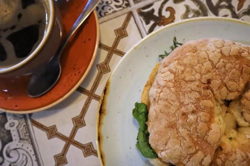 Typisch brood in Malta