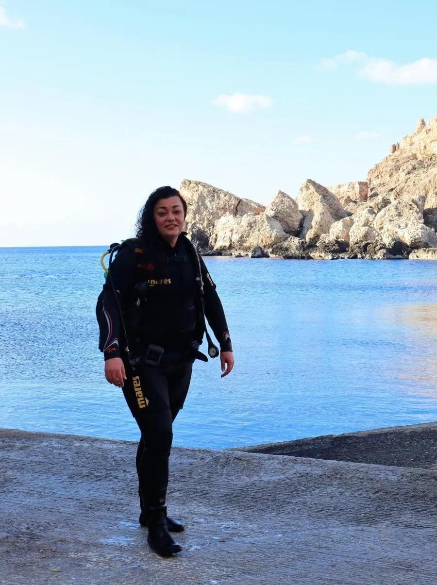 Duiken in Malta