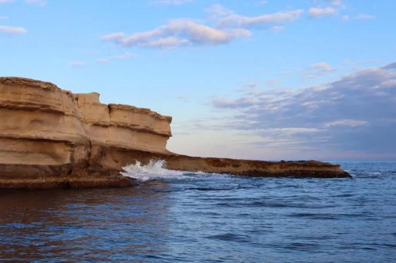 St. Peter's Pool op Malta