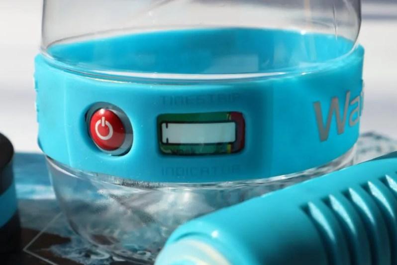 Water-to-Go drinkfles met geïntegreerd filter
