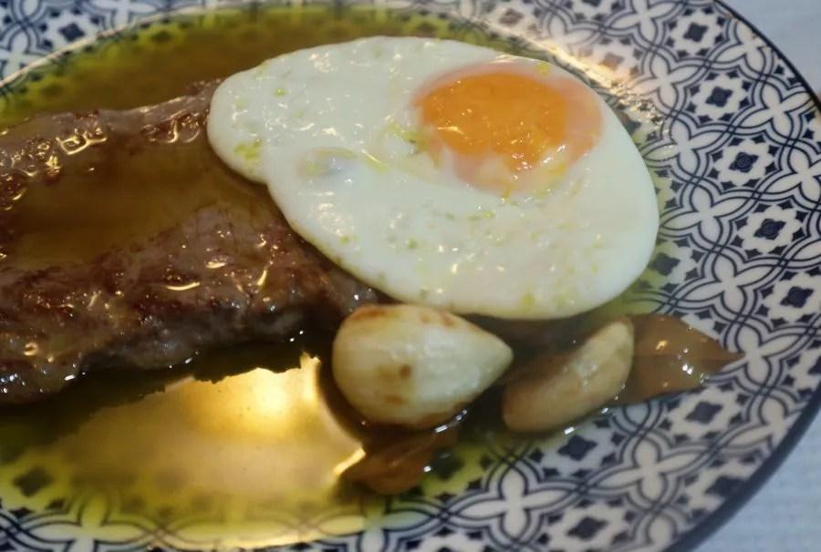 Eten in Fátima