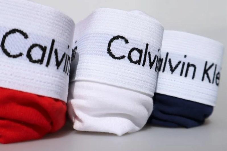 Calvin Klein ondergoed mee op reis
