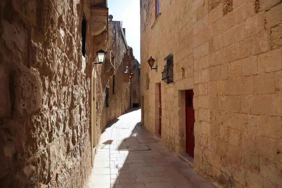 De stille stad Mdina