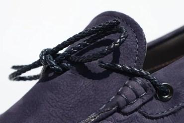 Zoek je schoenen voor je roadtrip? Bekijk dan deze loafers van Aurélien!