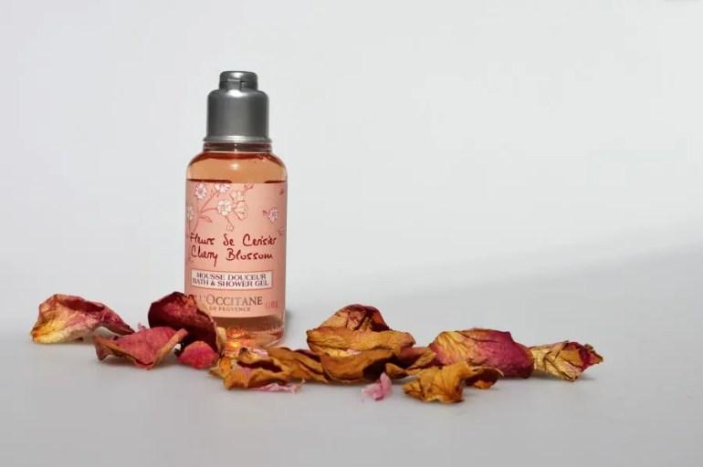 Cherry Blossom collectie van L'Occitane en Provence