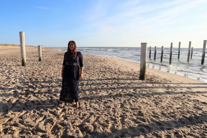 Strandwandeling in Petten aan Zee