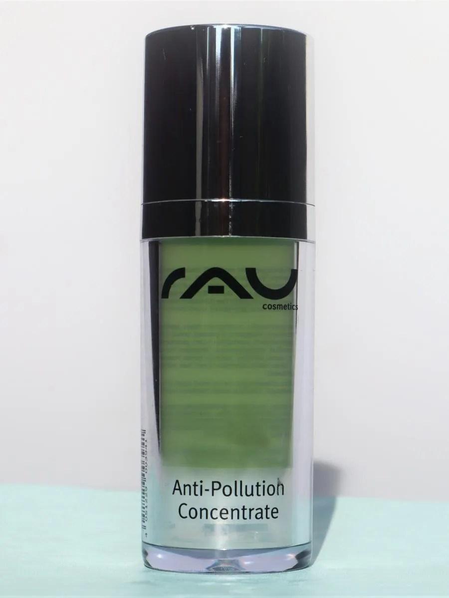 RAU Anti-Pollution Concentrate om je huid te beschermen tegen vervuiling