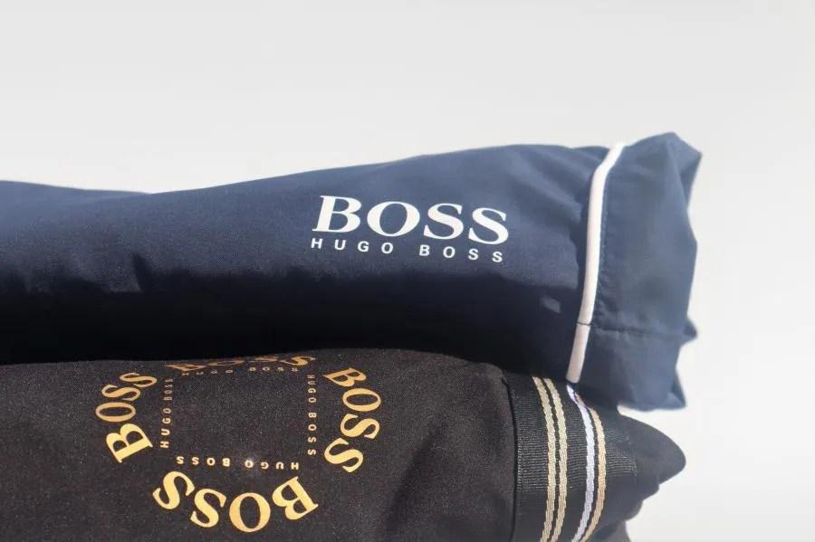 Zwembroeken van Hugo Boss