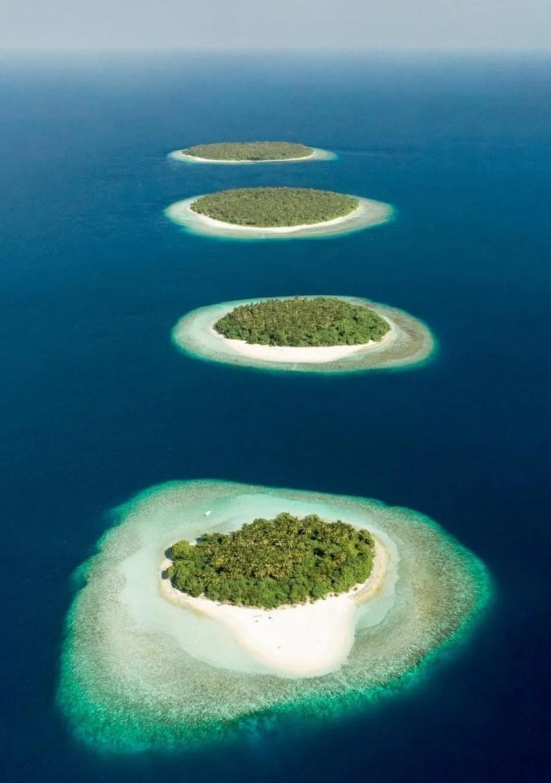 Biosfeerreservaat Baa Atoll van UNESCO, Malediven