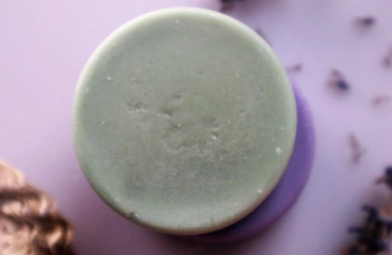 Aloë Vera Love Conditioner BarReview van Happy Soaps
