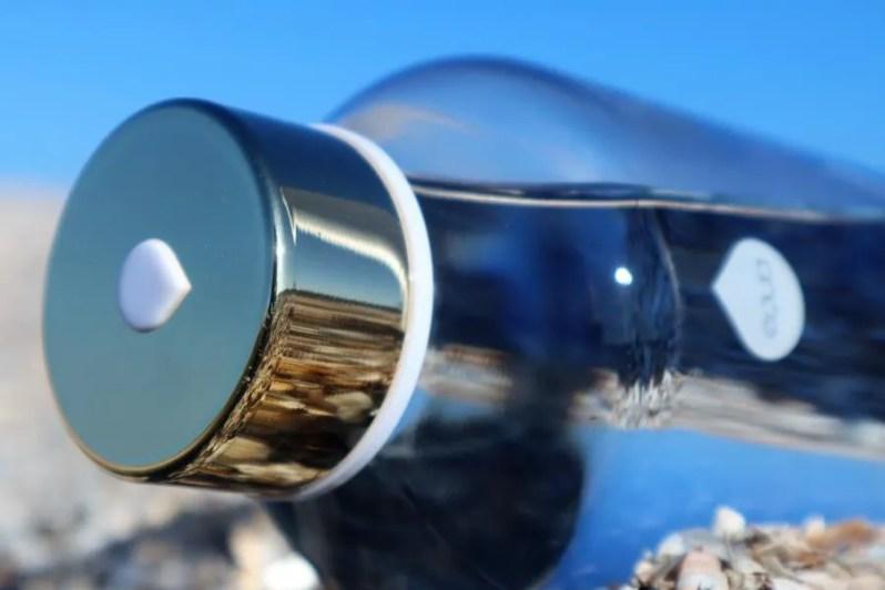 Drinkflessen vanborisaatglas