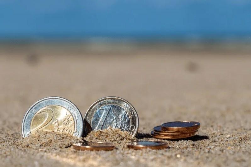 Sparen voor een reis of vakantie