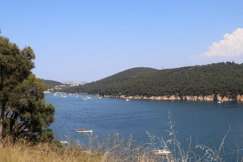 Hiken in Istanbul