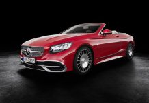 Mercedes-Maybach S 650 kabriolet