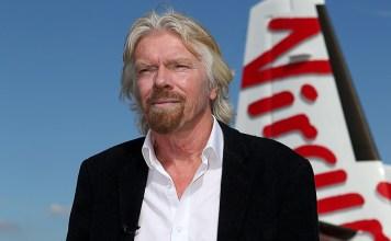 Miliardár Richard Branson zdieľa tú najlepšiu radu, ktorú kedy dostal