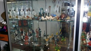 Hand blown glass from VT, PA CT and others