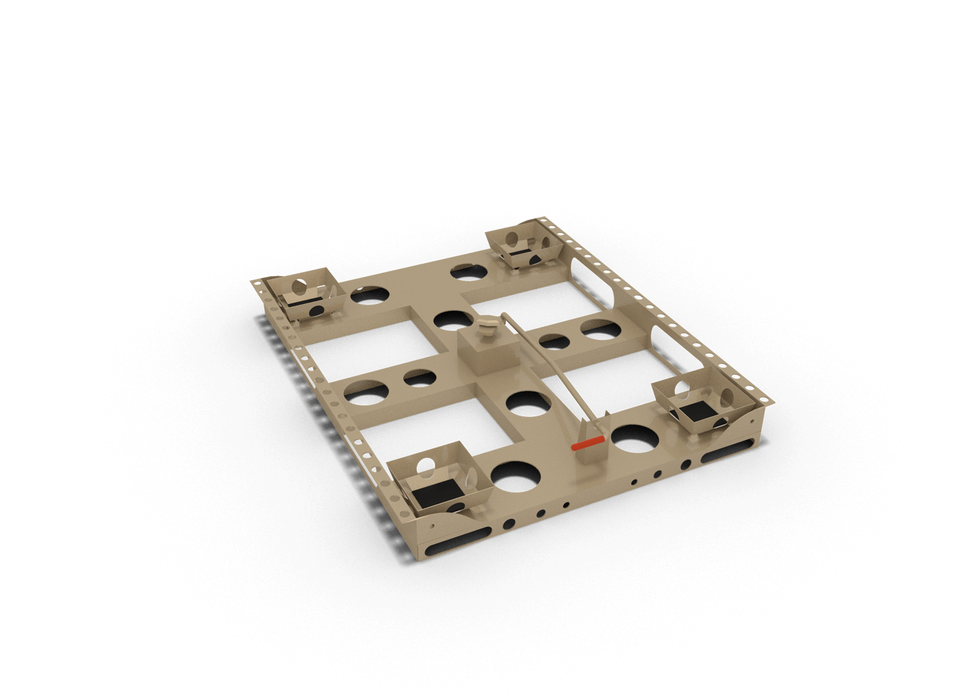 FPU® TRICON Adapter Plate