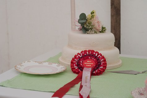 village fete wedding