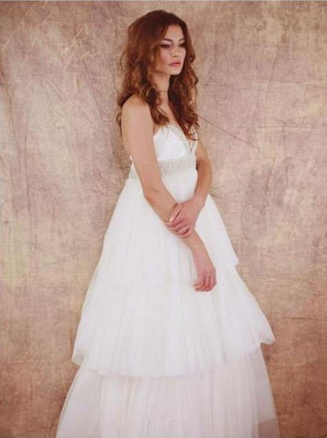Alina Pizzano Couture Bridal