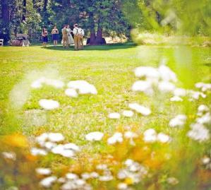 rustic calafornia wedding