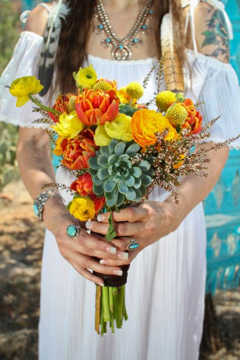 hippy styled shoot