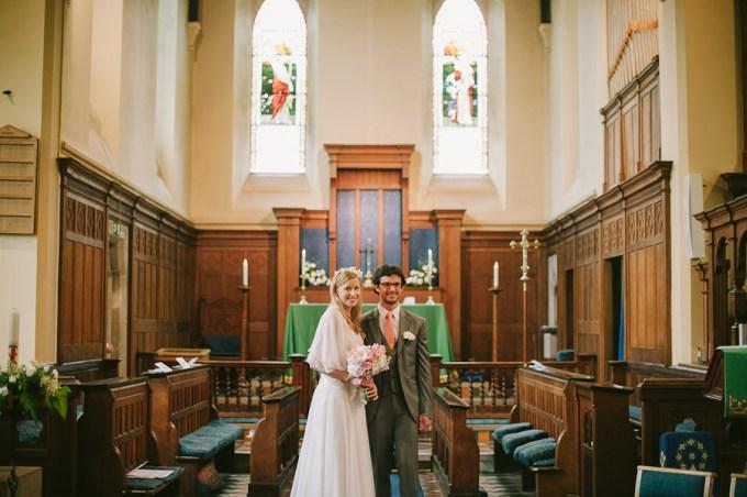 DIY Hampshire Wedding