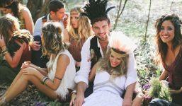 gypsy wedding - rock my wedding