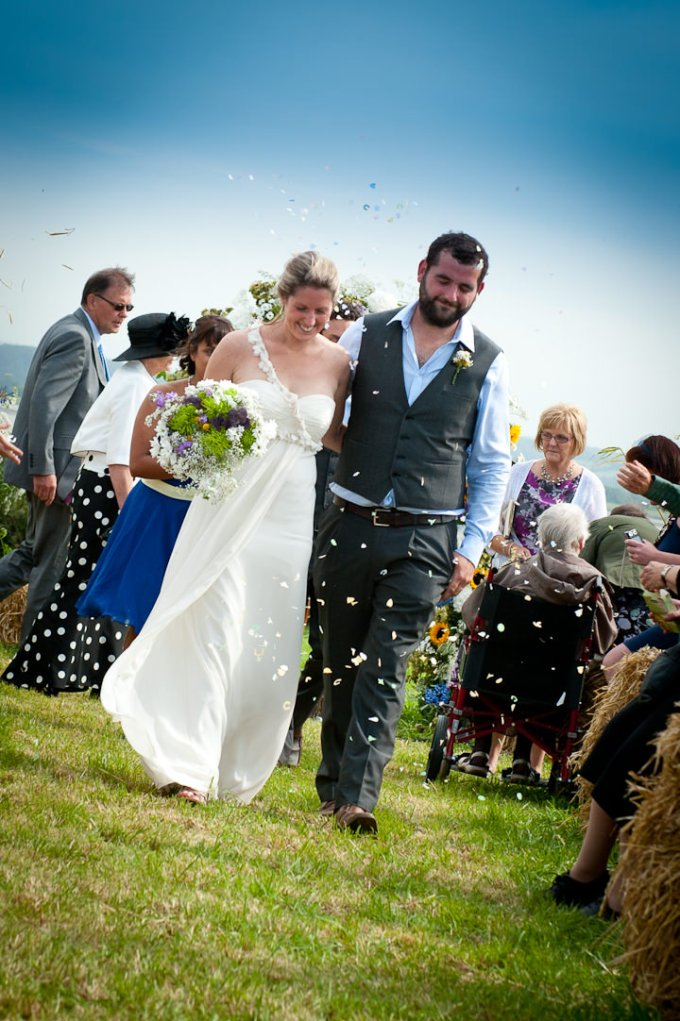 festival vibe farm wedding