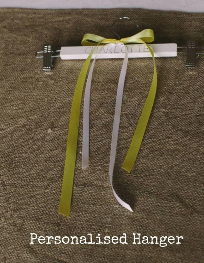 Personalised Hanger