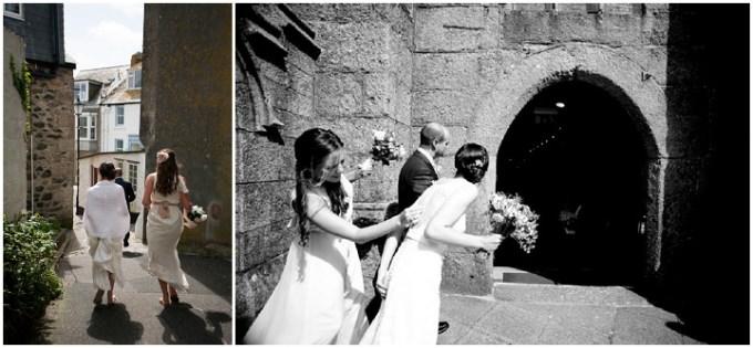 14 Quaint St.Ives Wedding With A Subtle Coastal Theme