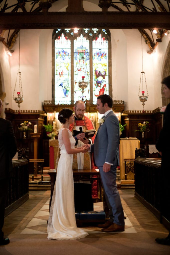 16 Quaint St.Ives Wedding With A Subtle Coastal Theme