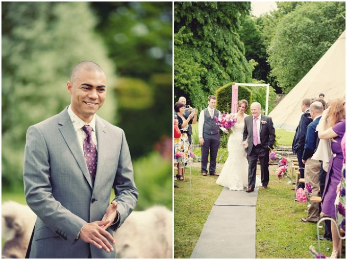 18 Northumberland Tipi wedding by Katy Lunsford