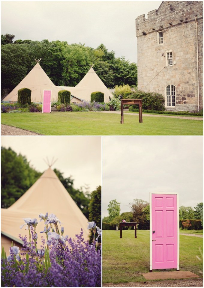 9 Northumberland Tipi wedding by Katy Lunsford