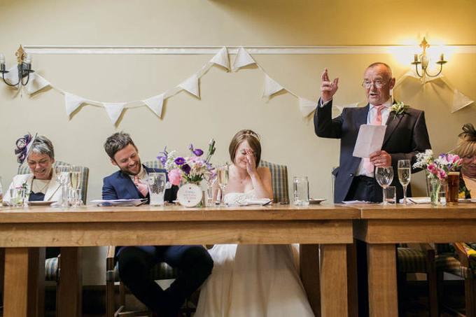 Diy Yorkshire Wedding With A Homemade Wedding Dress By