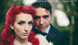 1a Punk-Chic Retro Wedding By Maria Bryzhko