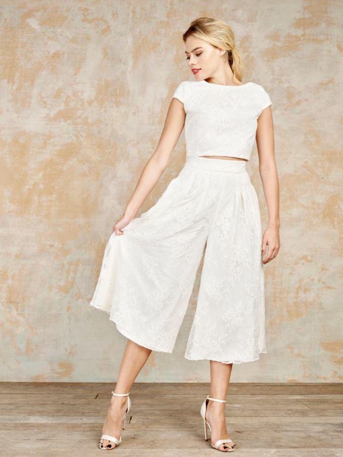 Bridal style house of ollichon luxury jumpsuits for Hochzeit jumpsuit