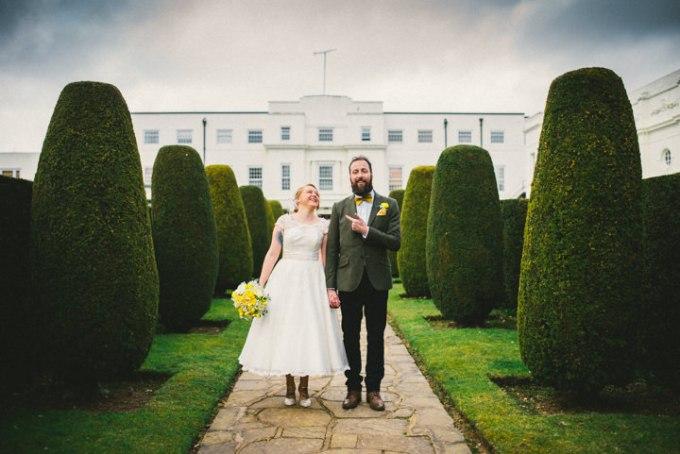 1 Wedding at Pinewood Studios By Ed Godden Photography
