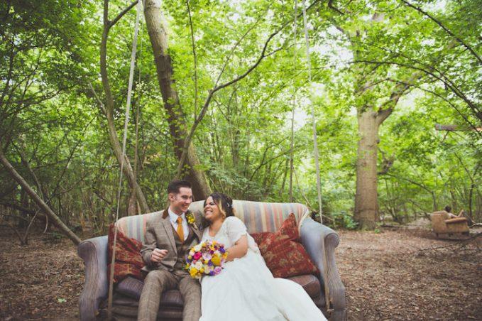 1 Woodland Kent Wedding By Sasha Weddings
