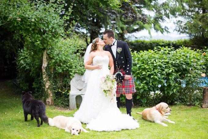 Laid Back Shropshire Wedding By Nicola Gough Photography