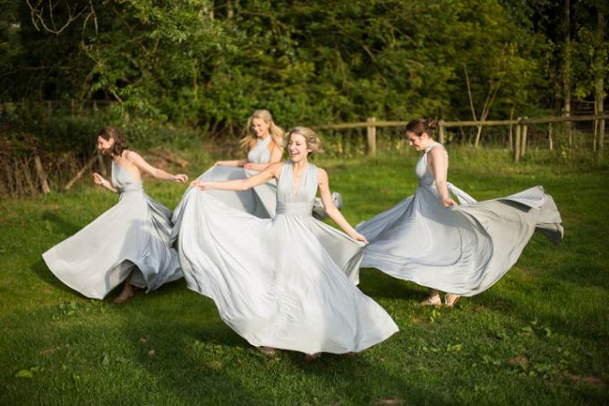 Laid Back Shropshire bridesmaids Wedding By Nicola Gough Photography