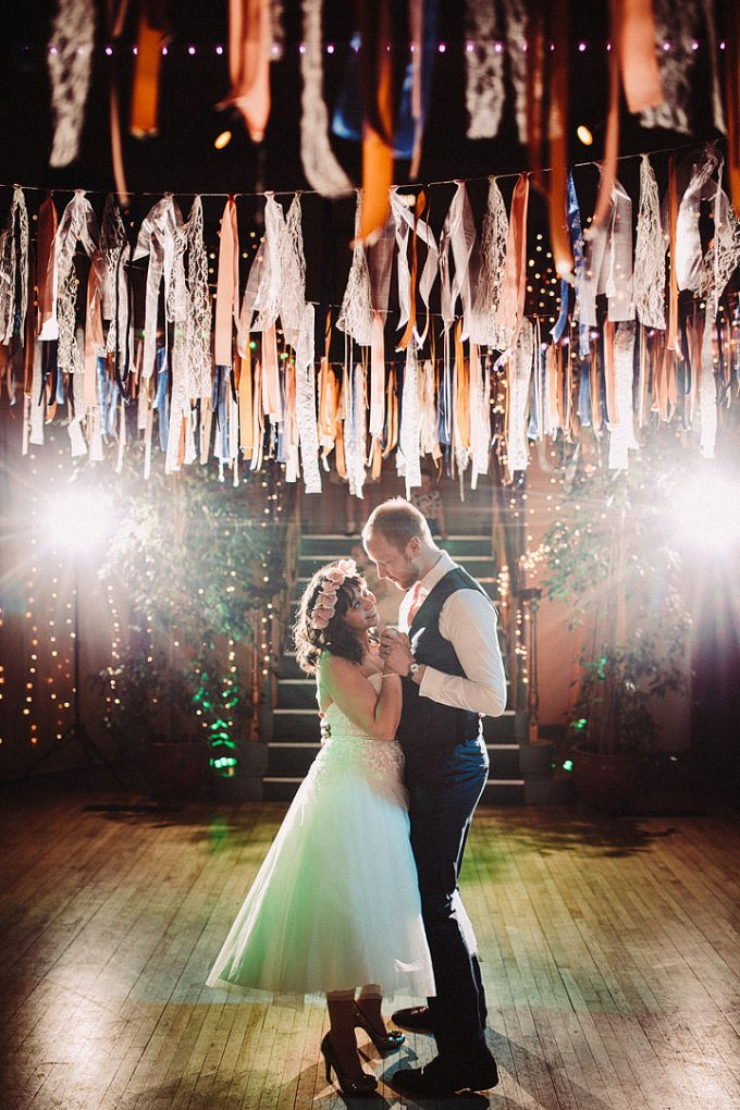 1 Theatre Hall Wedding with a Woodland Theme by Lawson Photography