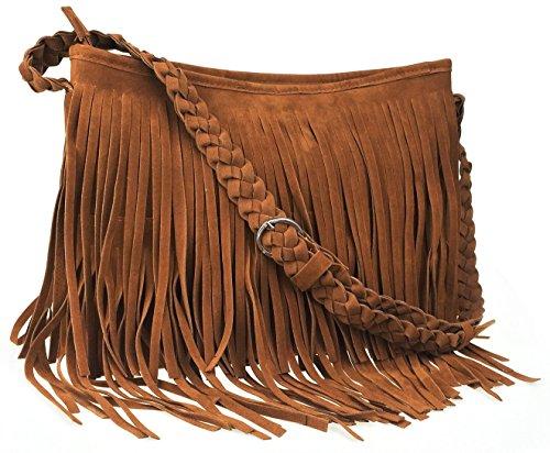 Genuine Leather Handmade Ethnic Elephant design Shoulder Bag Vintage Satchel