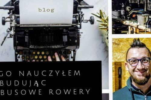 obrazek wyróżniający czego nauczył mnie blog