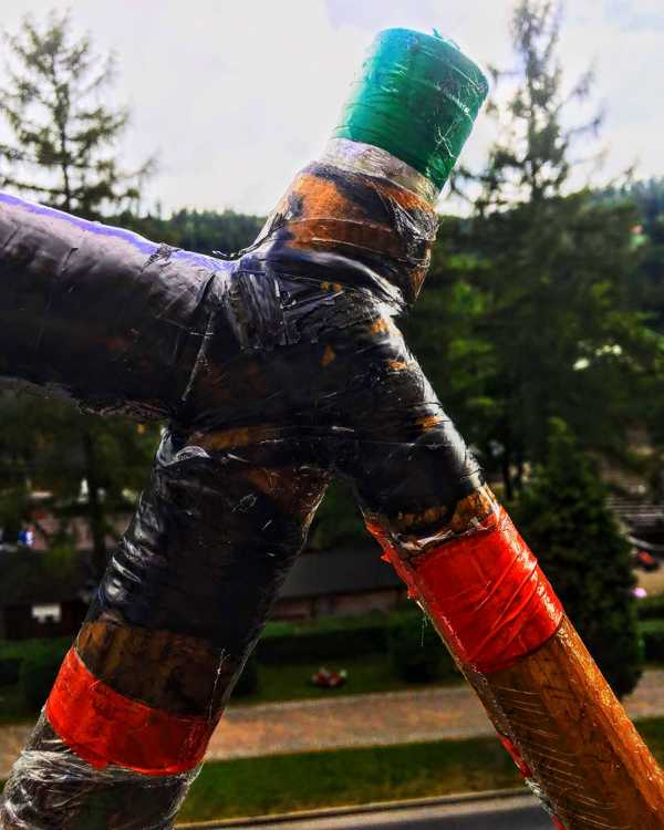 włókno węglowe rama bambusowa