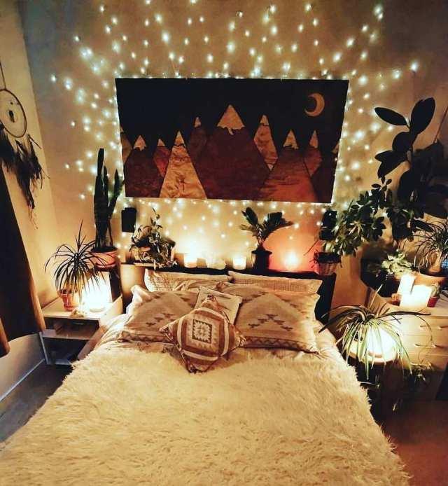 Bohemian Style Home Decor Ideas (25)