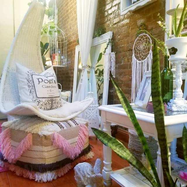 Bohemian Style Home Decor Ideas (49)